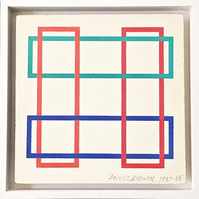 Richard Anuszkiewicz, 'Annual Edition', 1987-1988