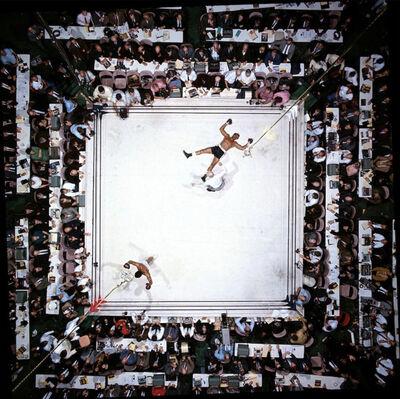 Neil Leifer, 'Muhammad Ali Vs. Cleveland Williams, Houston Astrodome, 1966', 1966