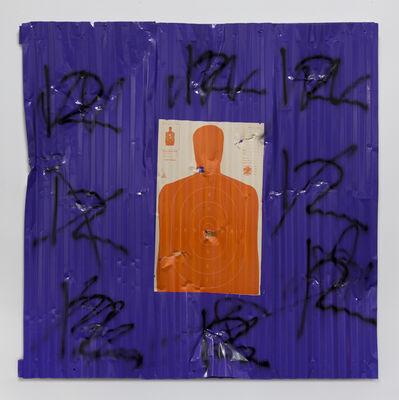 Awol Erizku, 'Fuck 12 | Orange Target', 2017