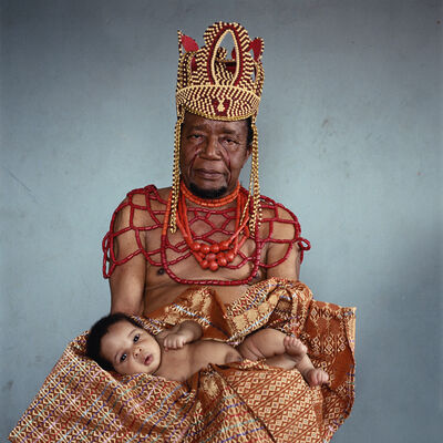 Pieter Hugo, 'Dike Ngube and Gold Gabriel. Enugu, Nigeria', 2008