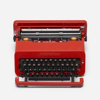 Ettore Sottsass, 'Valentine typewriter', 1969
