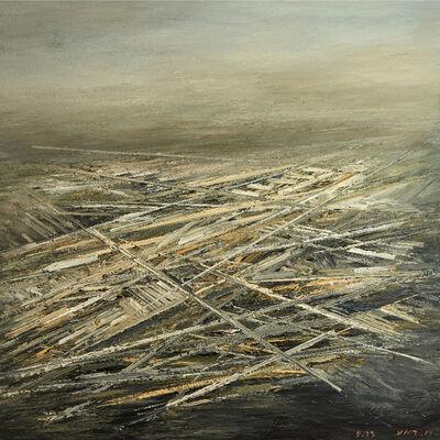 Victor Hugo Zayas, 'Grid 7'