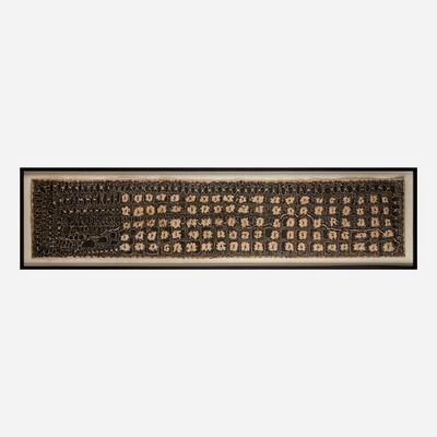 George Widener, 'Typewriter #27 Century', 2011