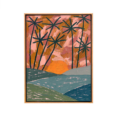 Abel Macias, 'Sunrise Hill', 2021