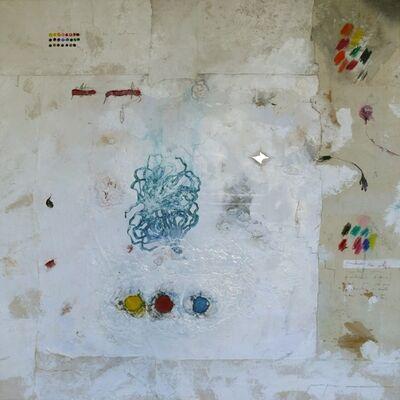 Joanpere Massana, 'Pintarte una flor de silencios', 2019