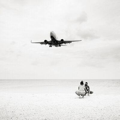 Josef Hoflehner, 'Jet Airliner #41'