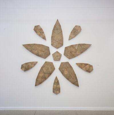 Benjamin Lowder, 'Fuller Dome Mandala', 2016