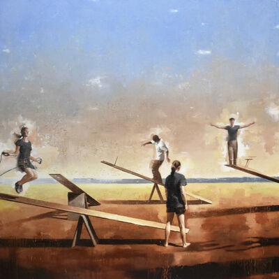 Gary Ruddell, 'Defying Gravity', 2018
