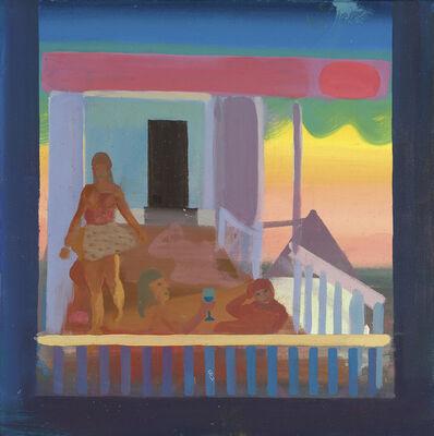 Tollef Runquist, 'Porch Dancer'