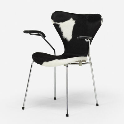 Arne Jacobsen, 'Sevener chair, model 3207', 1955