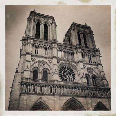 John Lawler, 'Notre Dame de Paris', 2017