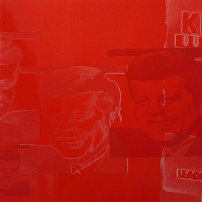 Andy Warhol, 'Flash - November 22, 1963 II.35', 1968