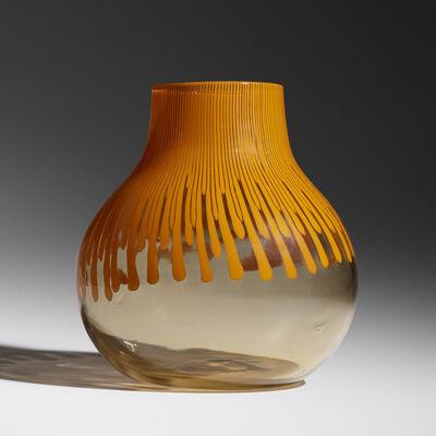 Ludovico Diaz de Santillana, 'Cannette vase', c. 1965