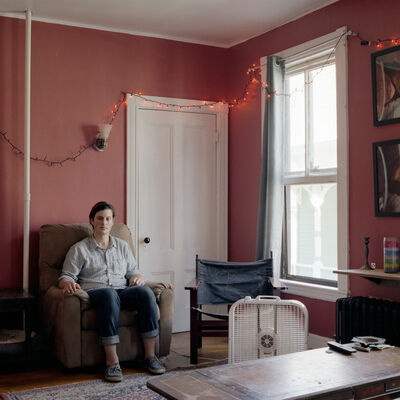 Tanja Hollander, 'Jacob Folsom, Portland, Maine', 2014