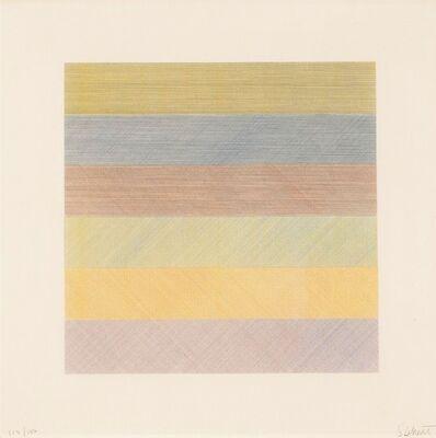 Sol LeWitt, 'Untitled', 1970