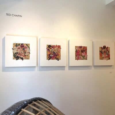 Ted Chapin, Barbara E. Cohen, Jay Critchley, Nancy Rubens, installation view