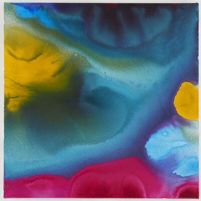 Anne Labovitz, 'Turquoise Wash I', 2017