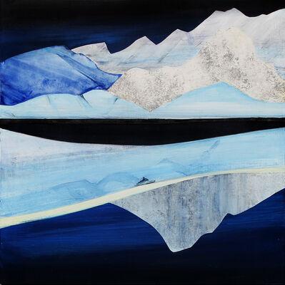 Sarah Winkler, 'Winter Peaks, 2018', 2018