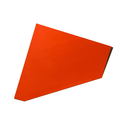 Sébastien de Ganay, 'XL Folded Flat Light Red 01', 2018