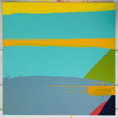 Cat Balco, 'Three Yellow Stripes', 2020