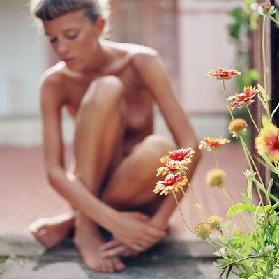 Mona Kuhn, 'Flower', 2005