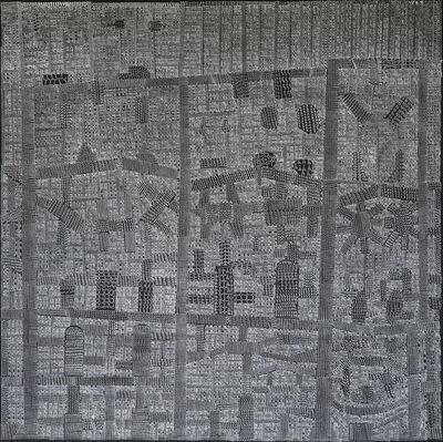 Katsuhiro Terao, 'Singapore Katong Houses', 2015
