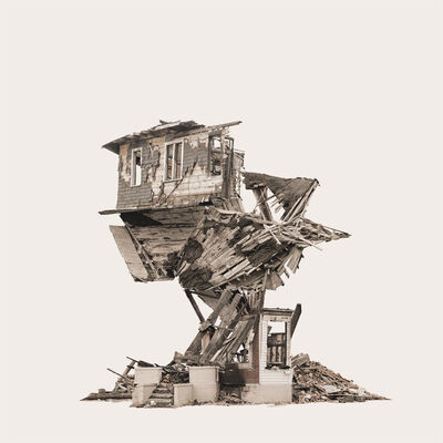 David Trautrimas, 'Flinch and Seize', 2015