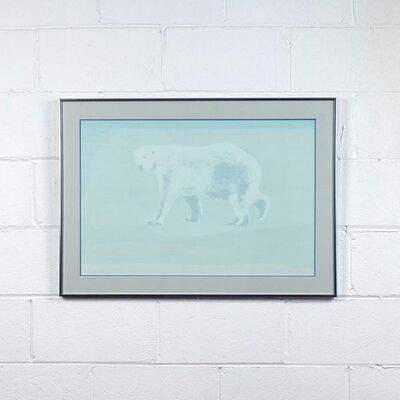 Charles Pachter, 'Bear in Mind the Light', 1976