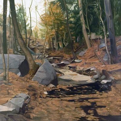 Ralph Wickiser, 'The Stream', 1975