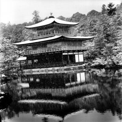 Toshio Enomoto, '041 - Kinkakuji Temple', 1996