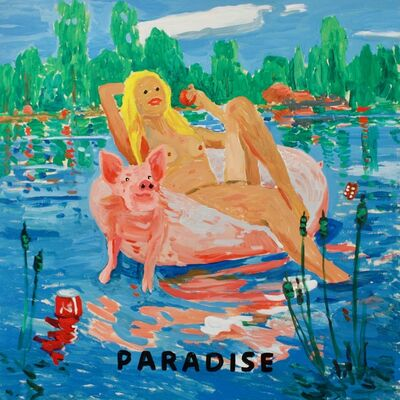 Cesc Abad, 'Paradise', 2019