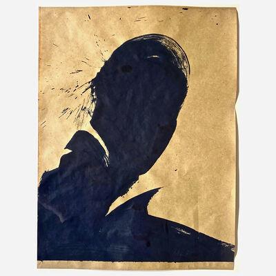 Richard Hambleton, 'Untitled (Shadow Head Portrait)', 2002