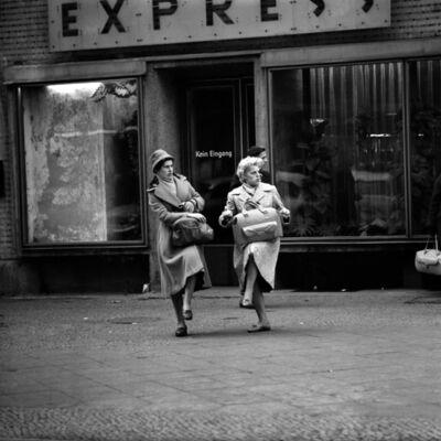 Thomas Billhardt, 'Alexanderplatz', 1959