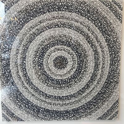 "James Vance, '""Concentric Ink 2""', 2019"