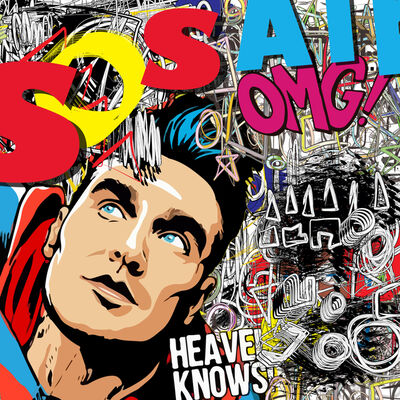 ROMANHO, 'SOS Superman', 2020