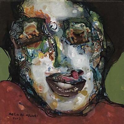 Aula Alayoubi, 'Small Portrait #3', 2017