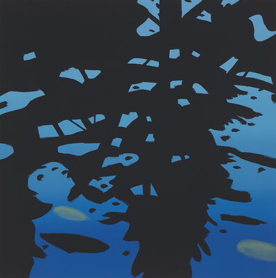 Alex Katz, 'Reflection', 2010