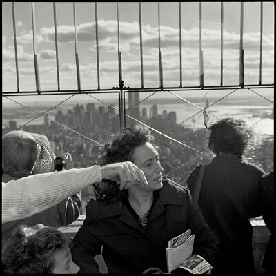 Dan Winters, 'Empire State Building', 1989