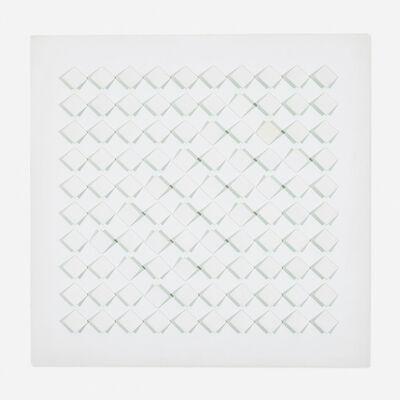Luis Tomasello, 'Atmosphère chromoplastique verte', 1970