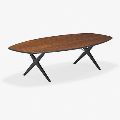 George Nelson, 'Rare coffee table, (no. 5255), Zeeland, MI', 1950s