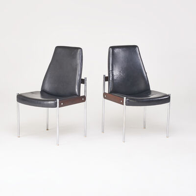 Sven Ivar Dysthe, 'Pair of chairs'