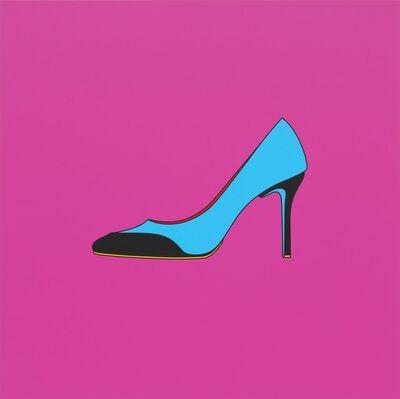 Michael Craig-Martin, 'Untitled (high heel)', 2014