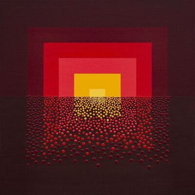 Barbara Kolo, 'Red Fragmentation', 2020