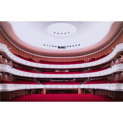 Candida Höfer, 'Deutsche Oper am Rhein', 2012-2015