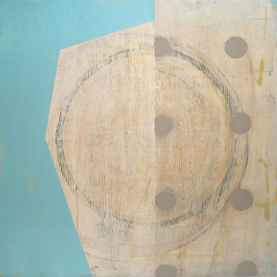 Joseph Ostraff, '28 Layers of Imperfection #10', 2016