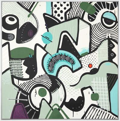 Mambo, 'Volklingen Studies 03', 2019