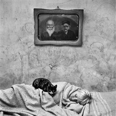 Roger Ballen, 'Portrait of Sleeping Girl', 2000