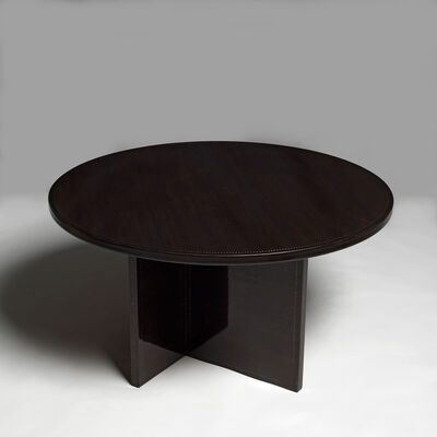 André Sornay, 'Coffee table with mechanism to the centre allowing to turn into a high table', ca. 1938