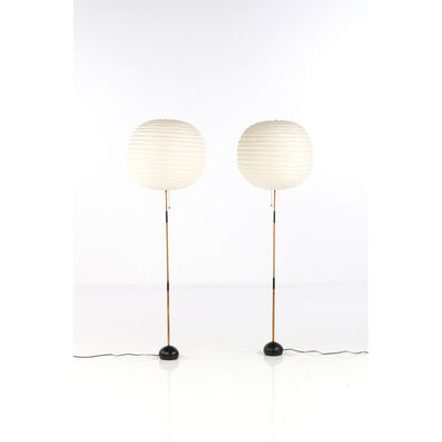 Isamu Noguchi, 'Pair Of Lamps', 1960