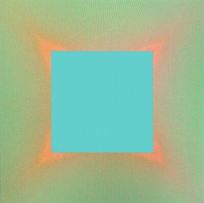 Richard Anuszkiewicz, 'Viridian Light #863', 1979